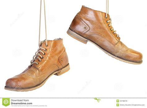 two shoe stock photo image of style subject yellow