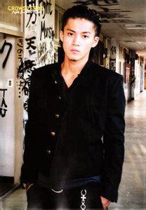 karakter film genji crows zero fashion style bergaya ala pemain crows zero