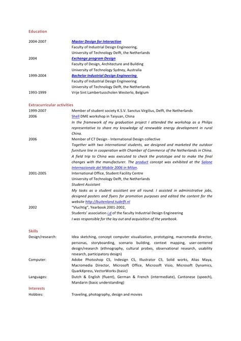 User Researcher Sle Resume by Resume User Researcher