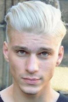 mens hairstyles dyed blonde 1000 images about bleached on pinterest bleached hair