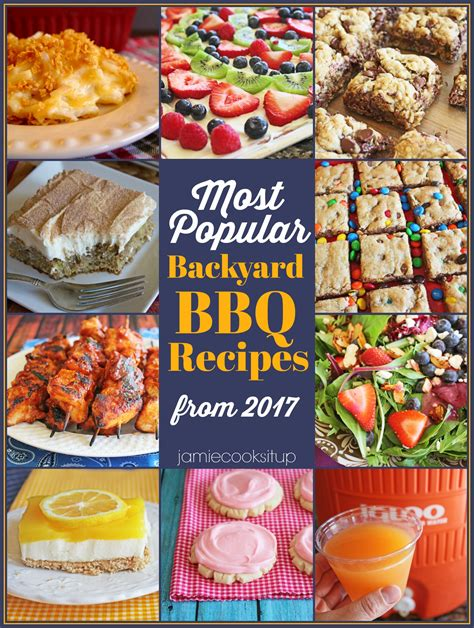 backyard barbecue recipes best 28 summer backyard grilling recipes summer