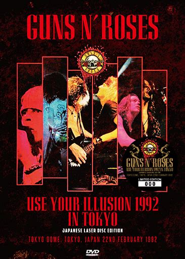 guns n roses yesterdays japanese cd single cd5 5 quot 500914 new titles from elp yes arw ozzy gnr collectors