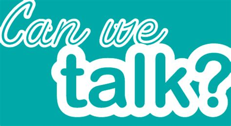 Can We Talk by Broad Foundation You Heard