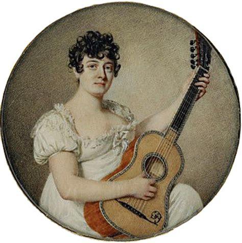 ottocento de andrè testo chitarra in italia la chitarra nell arte figurativa dell