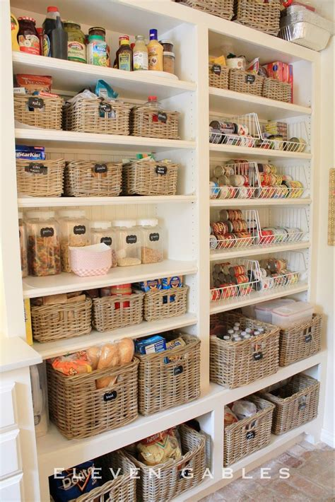 ordnungssystem speisekammer these tidy pantries are everything you want in