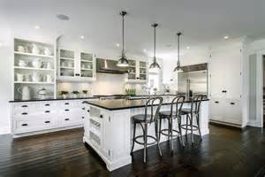 attractive 10 Ft Kitchen Island #1: Gold-Jason-Good-Custom-Cabinets-The-Hamptons-kitchen.jpg