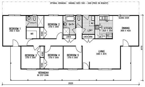 house plans 5 bedrooms 5 bedroom 3 bath mobile home 5 bedroom mobile home floor