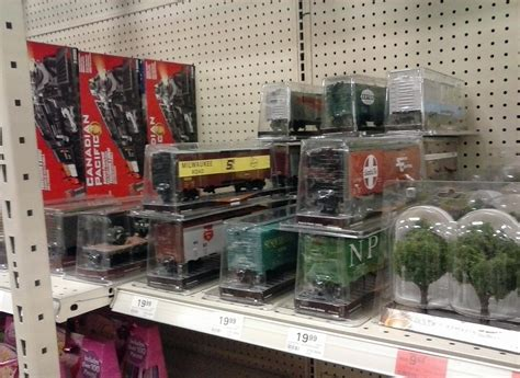 menards home improvement xmas trees o arriving at menards no 1 classic trains magazine