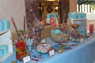Banquet Table Setup Candy Tables Candy Buffets Candylicious Of Randolph 973