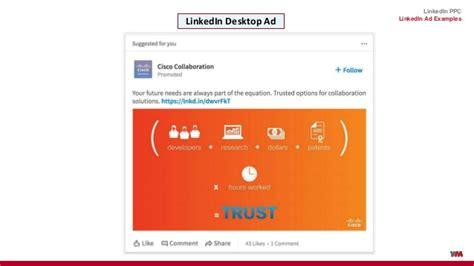 90 Exles Of Linkedin Ads For Inspiration Linkedin Ad Template