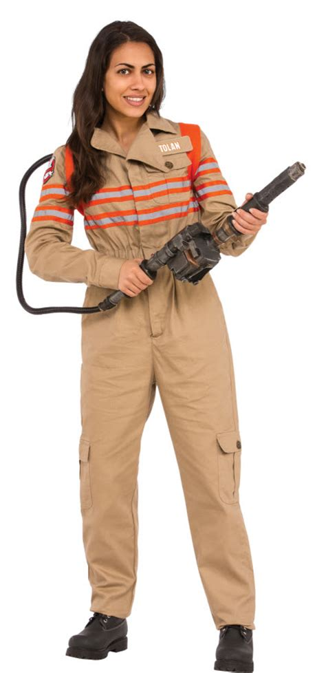 Home Halloween Decorations Women S Ghostbusters Costume Costumes