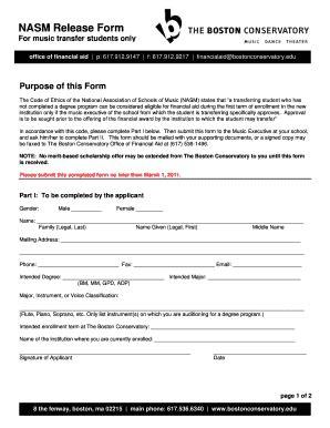 nasm release form fill online printable fillable