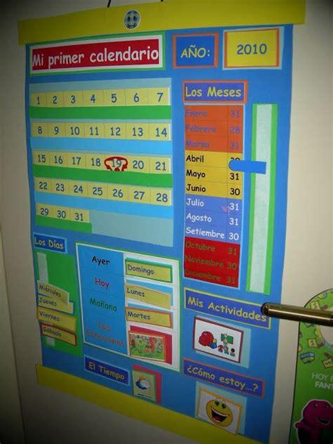 Calendario Didactico Para Niños 17 Best Ideas About Calendario Para Ni 241 Os On