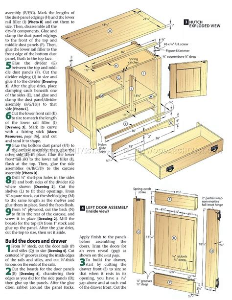 furniture planner arts and crafts furniture plans