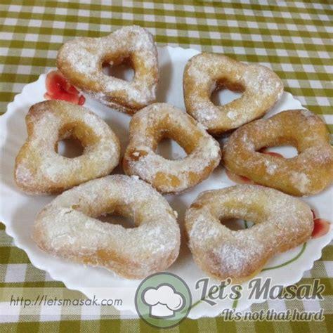 printable donut recipes print donut gebu recipe letsmasak