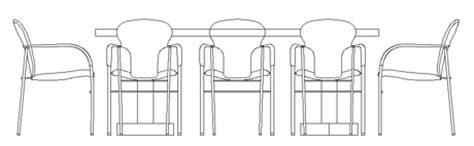 tavolo tondo dwg tavoli in prospetto dwg