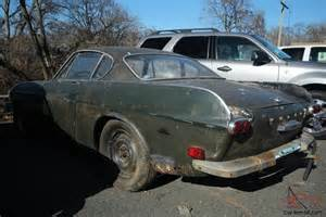 Restored Volvo P1800 Sale 1968 Volvo P1800 Needs Restoration