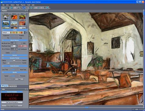 dynamic auto painter templates mediachance dynamic auto painter v2 5 3 187 скачать