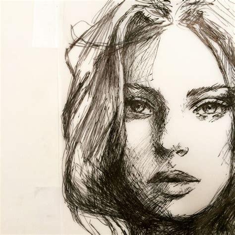 Sketches With Pen by 25 Best Ballpoint Pen Ideas On Bic Pens