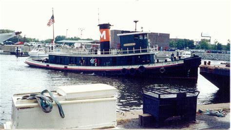 krachtigste sleepboot tug jupiter of philadelphia phila ship preservation guild