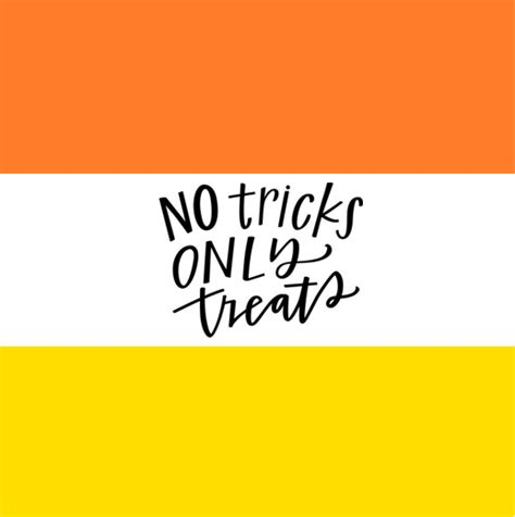 No Tricks All Treats by No Tricks Only Treats Minds At Work
