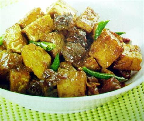 Minyak Kelapa Ijo resep oseng tempe cabe ijo resep masakan resep no 1