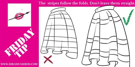 stripe pattern sketch when drawing a design with stripes pattern make sure your