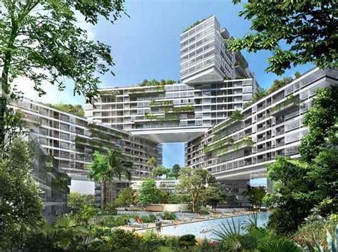 Appartments Singapore the interlace jenga like apartments for singapore inhabitat green design innovation