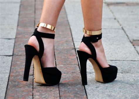 Sandal Wanita Baru Adele Slingback Heels Black Hitam shoes gold black heels pumps black shoes gold cuff black gold heels black pumps