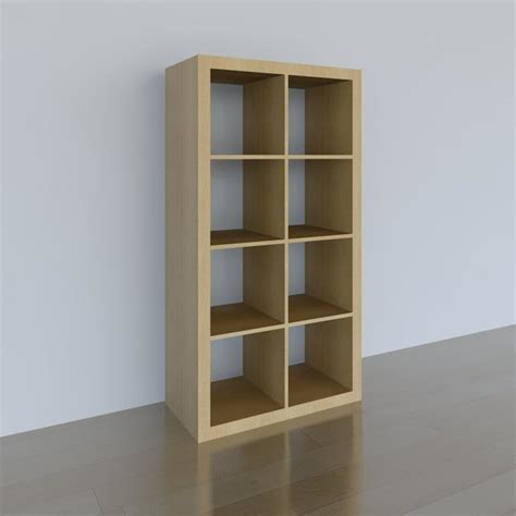 Expedit Shelf Dimensions by Building Rfa Expedit Bookshelf