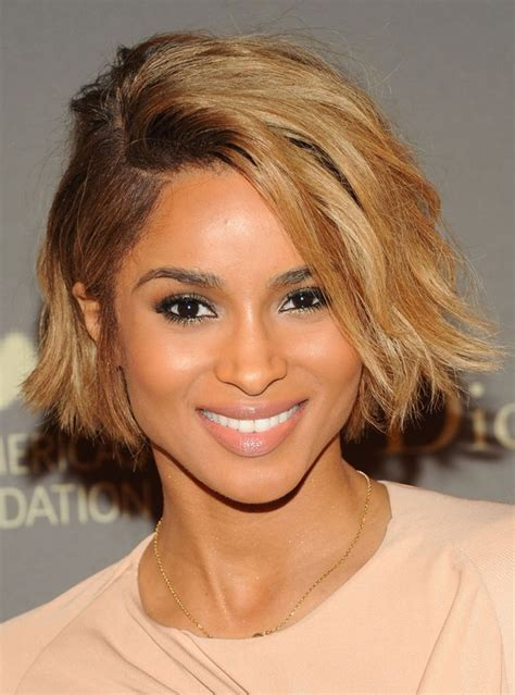 different ways to style chin length hair ciara hair styles 3 different haircut popular haircuts