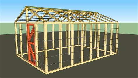 free green house plans small greenhouse plans howtospecialist how to build