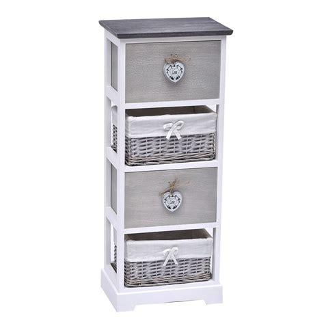 meuble tiroir panier meuble 224 panier et tiroir meuble d 233 co eminza