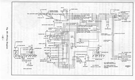 1954 chevy 3100 truck wiring harness diagram 1954 free