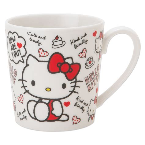 Movie Theater Home Decor by Hello Kitty Mug Cup Sweet Sanrio Japan Japan In A Box