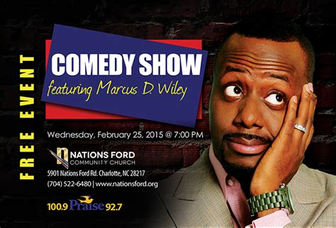 Nations Ford Community Church by Nations Ford Community Church Comedy Show Ft D
