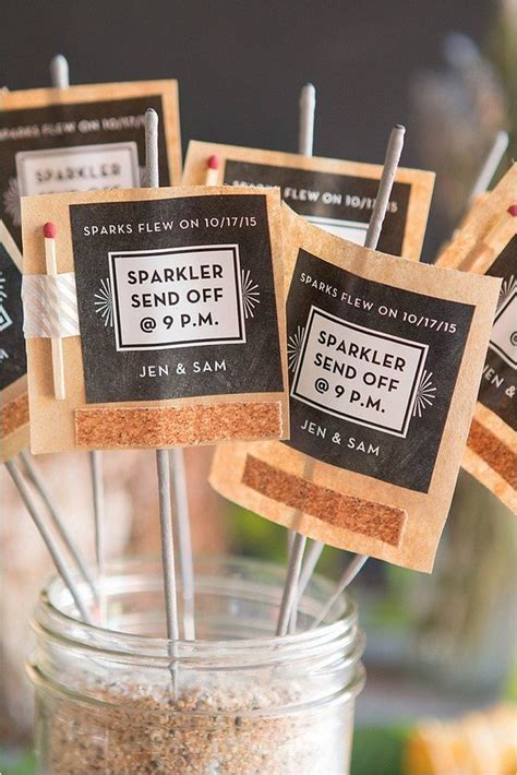 Top 10 Unique Wedding Favor Ideas Your Guests Love   Oh