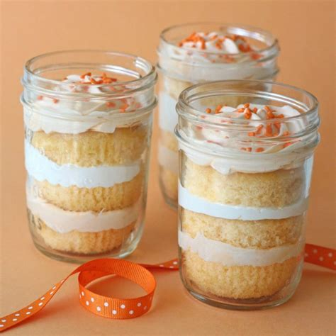 cupcake in a jar for childrens