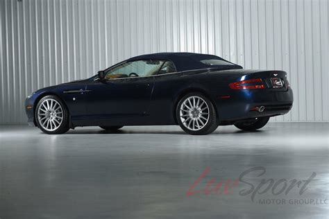 Aston Martin Db9 Convertible For Sale by 2007 Aston Martin Db9 Volante Convertible Volante Stock