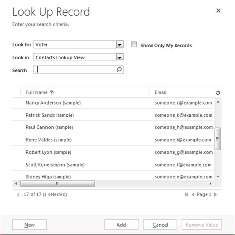 Look Up Records Ms Dynamics Crm 2013 Inline Lookup Microsoft Dynamics