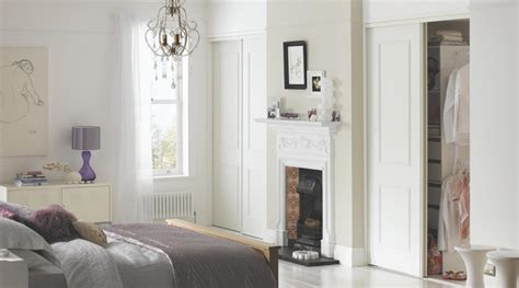 b q bedrooms panelled white built in wardrobes contemporary bedroom