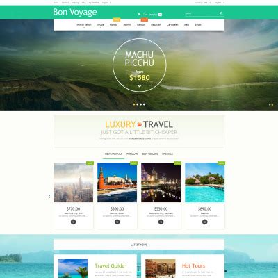 bootstrap themes travel agency travel templates