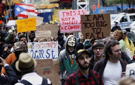 Occupy Wall Movement Essay by 2011 A Year Of Anger How Occupy Wall Turned Into A Global Movement