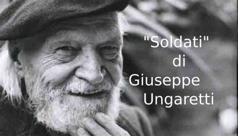 soldati ungaretti testo soldati di giuseppe ungaretti analisi testo studia