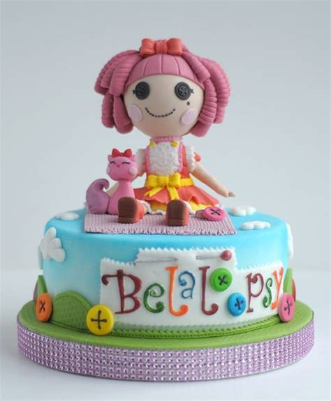 Lalaloopsy Cake the 20 best images about s cakes on