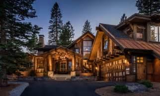 mountain style house plans