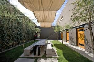 Courtyard House Designs by Courtyard Design And Landscaping Ideas