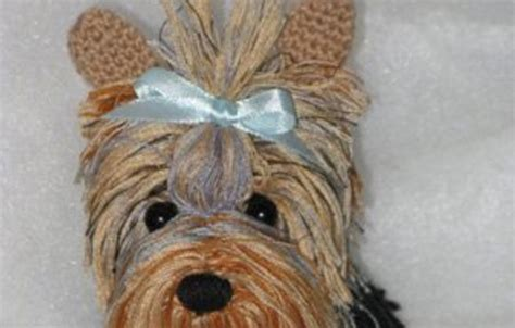 yorkie crochet pattern best 109 crochet knit images on diy and crafts