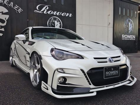 international toyota toyota gt 86 by rowen international
