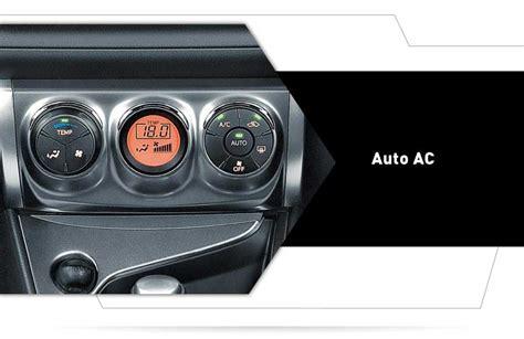 Dan Spesifikasi Ac Aux interior all new yaris bagian ac auto bursaotomotif net